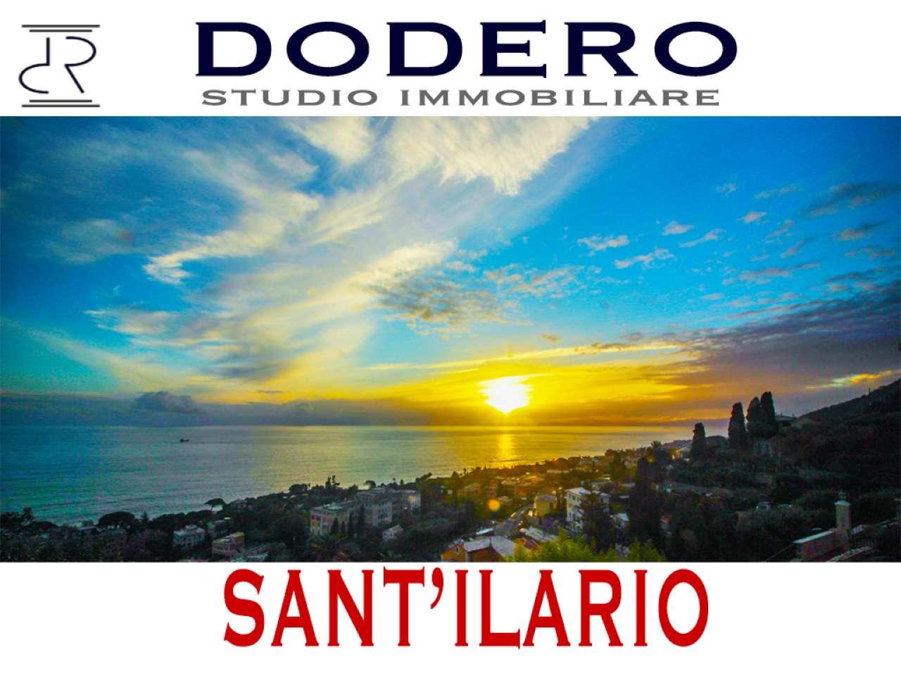 Foto 1 di Appartamento via Sant'Ilario 00, Genova (zona Quinto-Nervi)