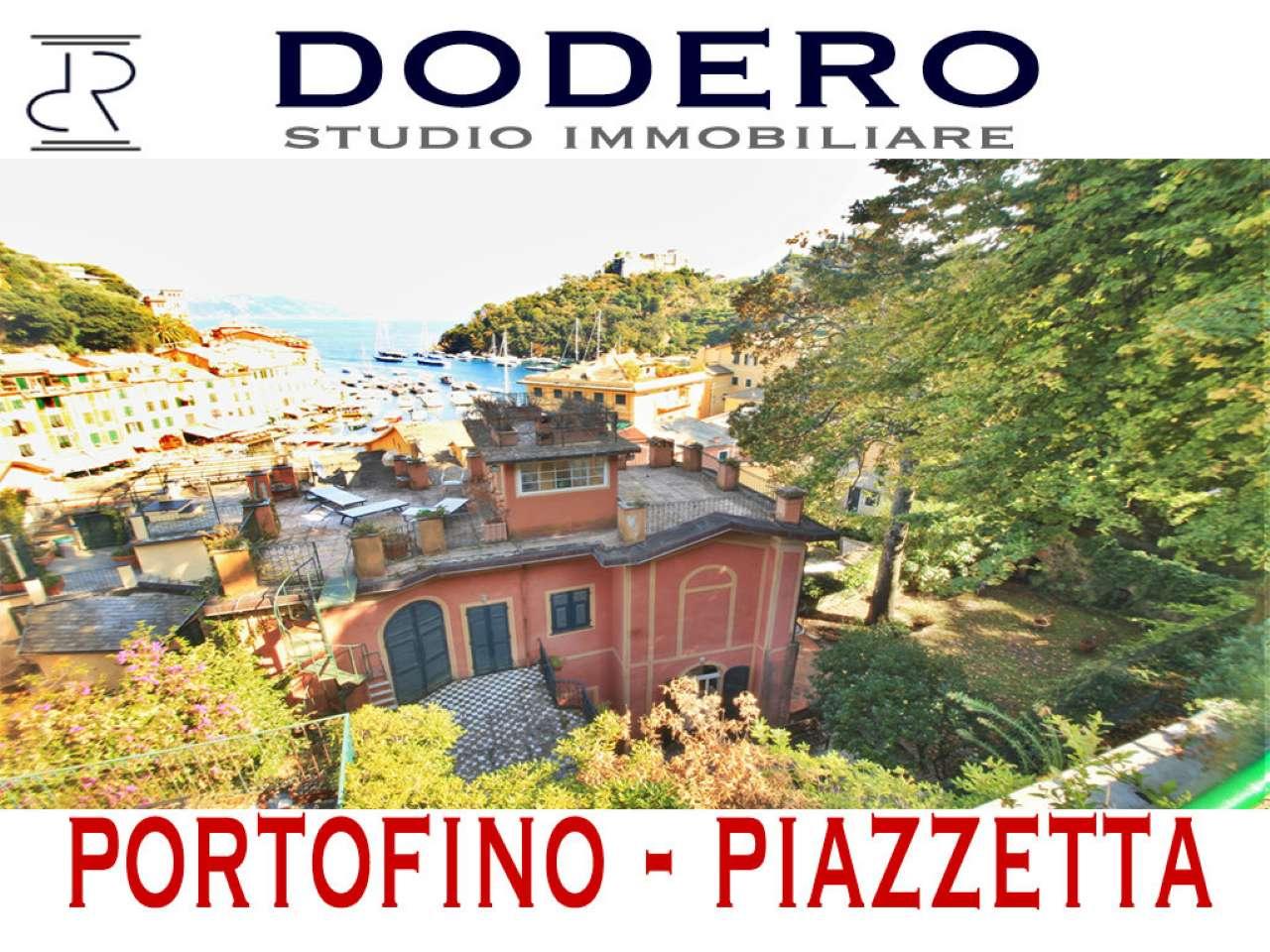 Foto 1 di Villa piazza martiri dell'olivetta 00, Portofino