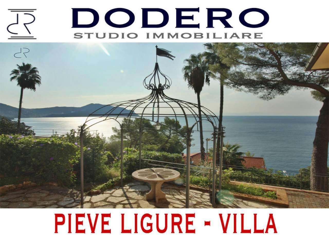 Foto 1 di Villa via XXV Aprile 00, Pieve Ligure