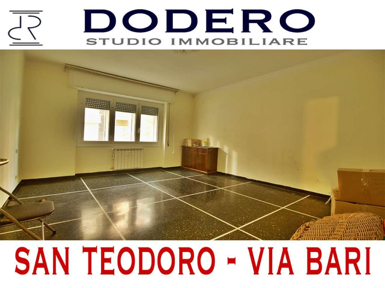 Foto 1 di Appartamento via Via Bari 00, Genova (zona San Teodoro)