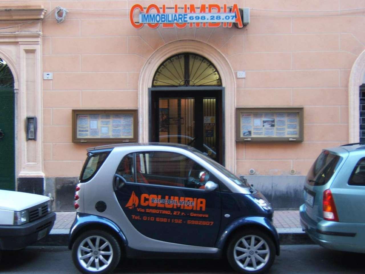 Box / Garage in affitto a Genova, 1 locali, zona Zona: 14 . Pegli, prezzo € 100 | CambioCasa.it