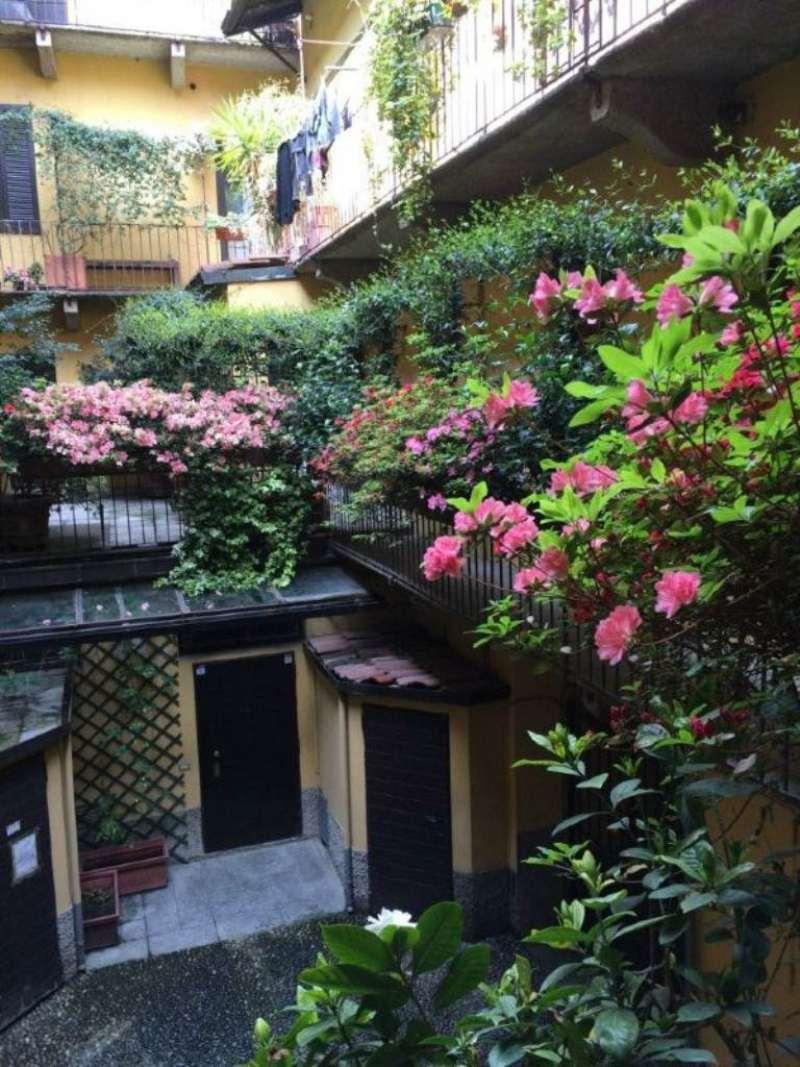 Bilocale Milano Alzaia Via Casale 1