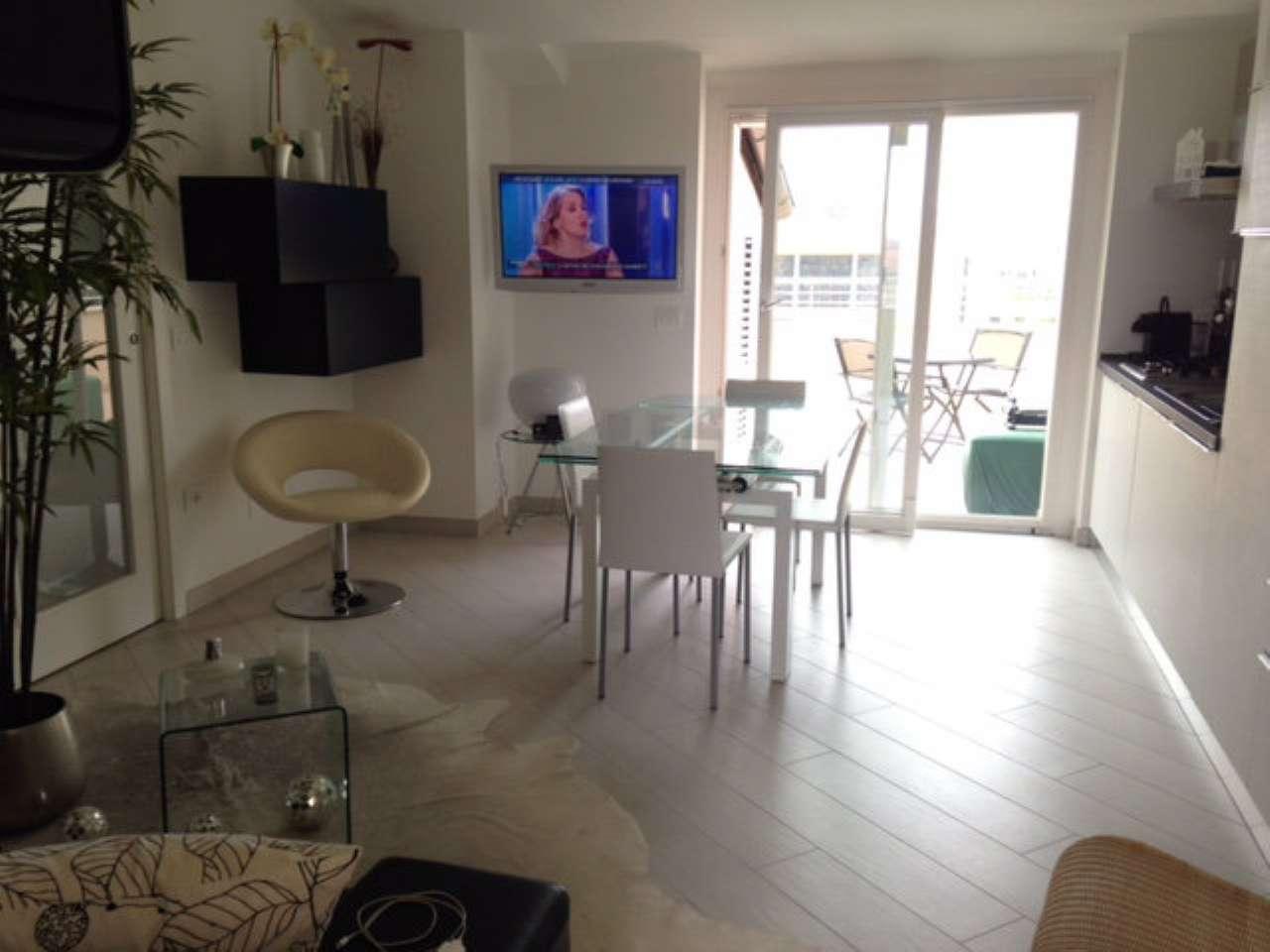 Attico / Mansarda in affitto a Tortoreto, 3 locali, prezzo € 500 | CambioCasa.it