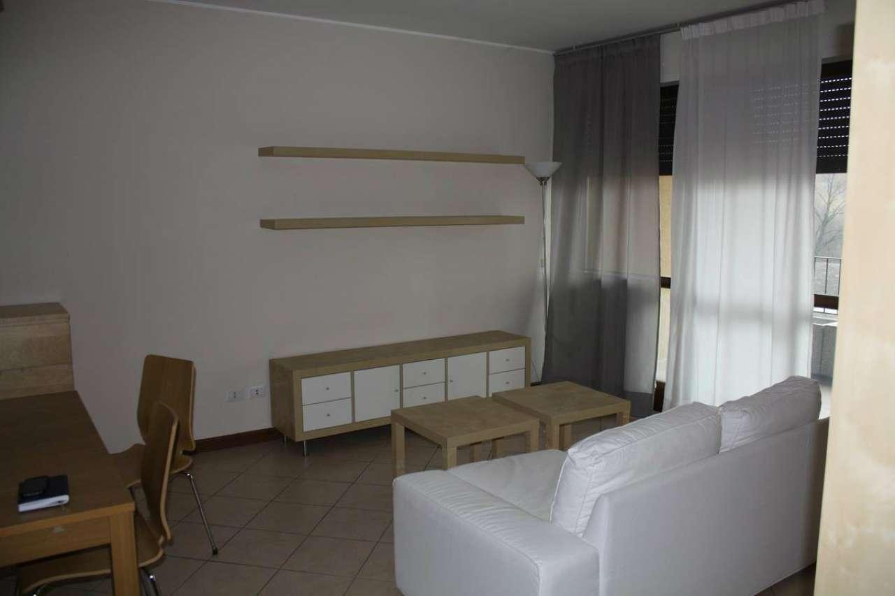 Appartamento in affitto a Como, 1 locali, zona Zona: 7 . Breccia - Camerlata - Rebbio, prezzo € 540 | CambioCasa.it
