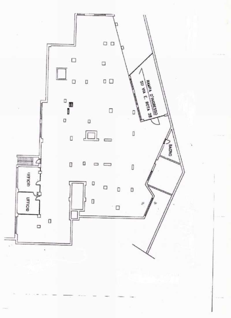 Magazzino in affitto a Roma, 2 locali, zona Zona: 9 . Prenestino, Collatino, Tor Sapienza, Torre Spaccata, Tor Tre Teste, Torre Maura, prezzo € 2.950 | Cambio Casa.it