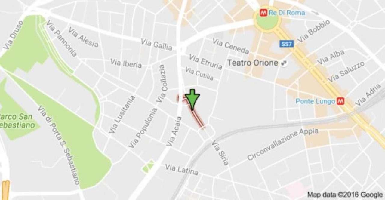 Box / Garage in affitto a Roma, 1 locali, zona Zona: 14 . San Giovanni, Re di Roma, P.ta Metronia, prezzo € 250 | Cambio Casa.it