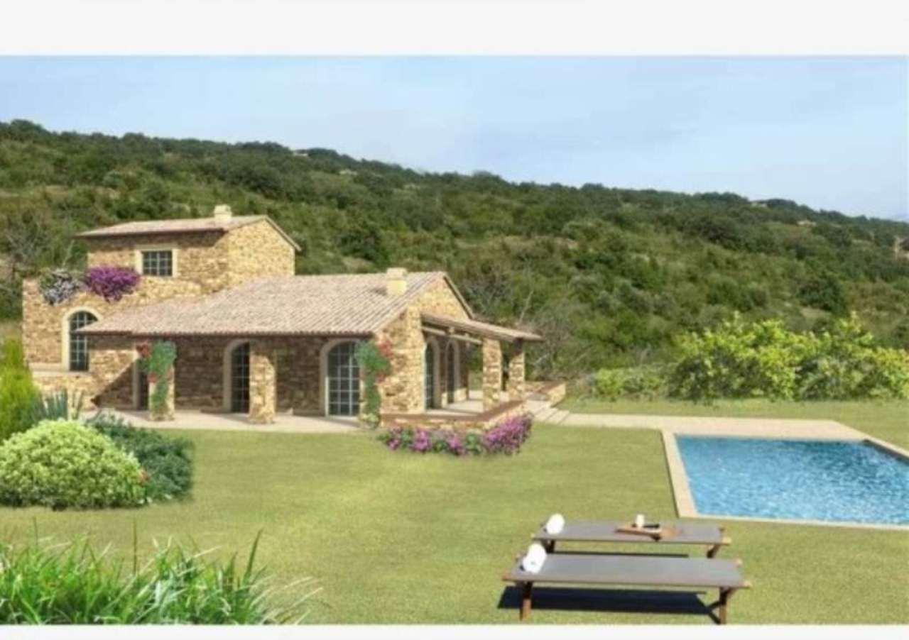 Villa in vendita a Arcidosso, 5 locali, prezzo € 259.000 | Cambio Casa.it