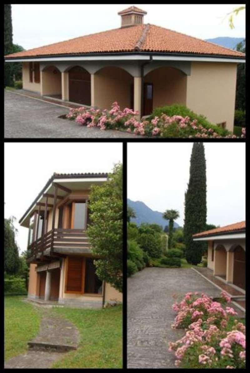 Villa in Vendita a Porto Valtravaglia
