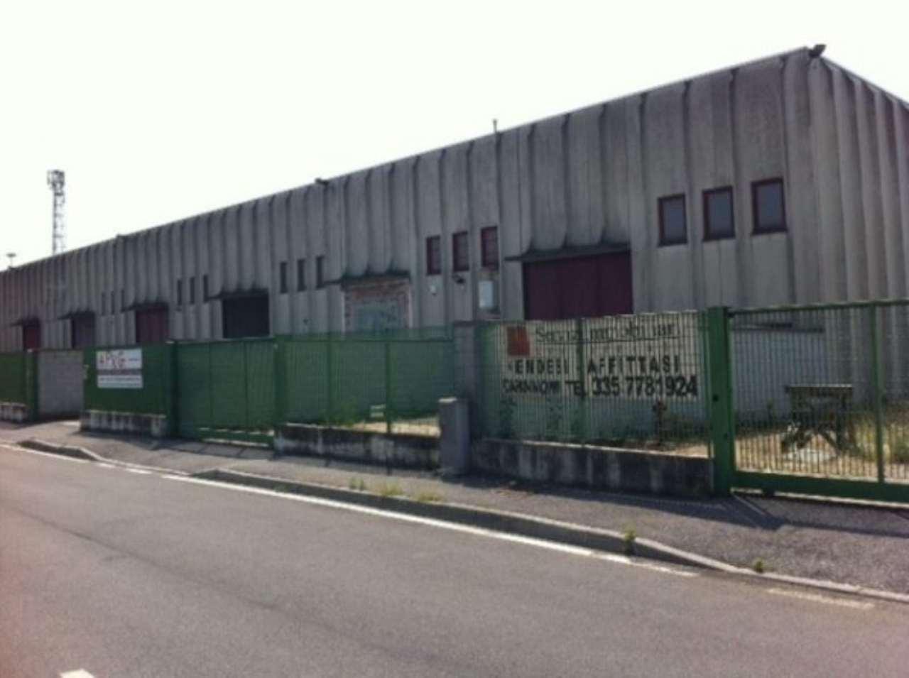 Capannone in affitto a Agrate Brianza, 2 locali, prezzo € 1.000 | Cambio Casa.it