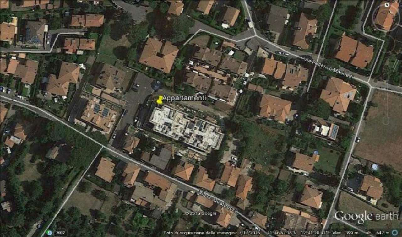 Bilocale Grottaferrata Via Quattrucci 8