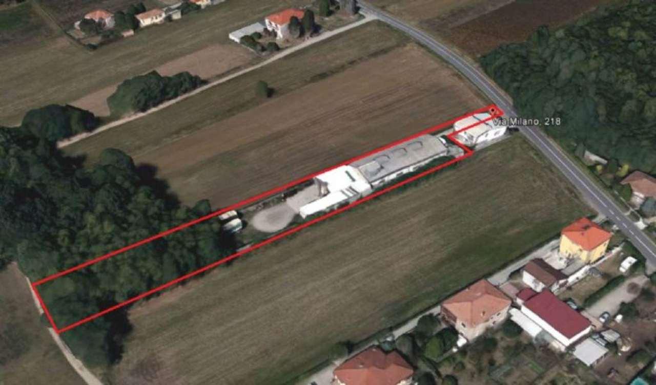 Capannone in vendita a Samarate, 9999 locali, prezzo € 130.000 | Cambio Casa.it