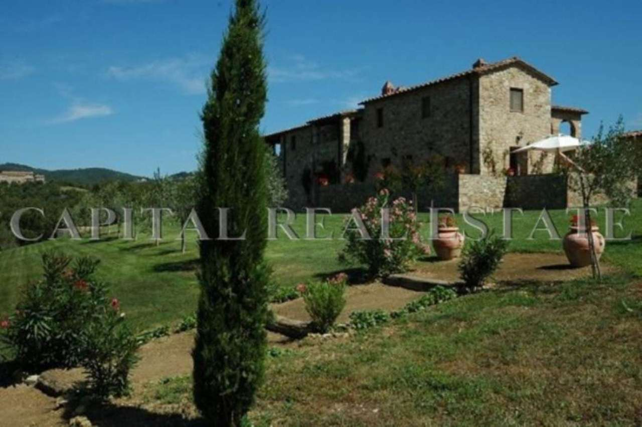 Rustico / Casale in vendita a Castelnuovo Berardenga, 6 locali, Trattative riservate   Cambio Casa.it