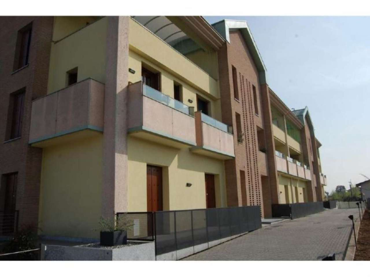 Bilocale Villasanta Via Ettore Fieramosca 6