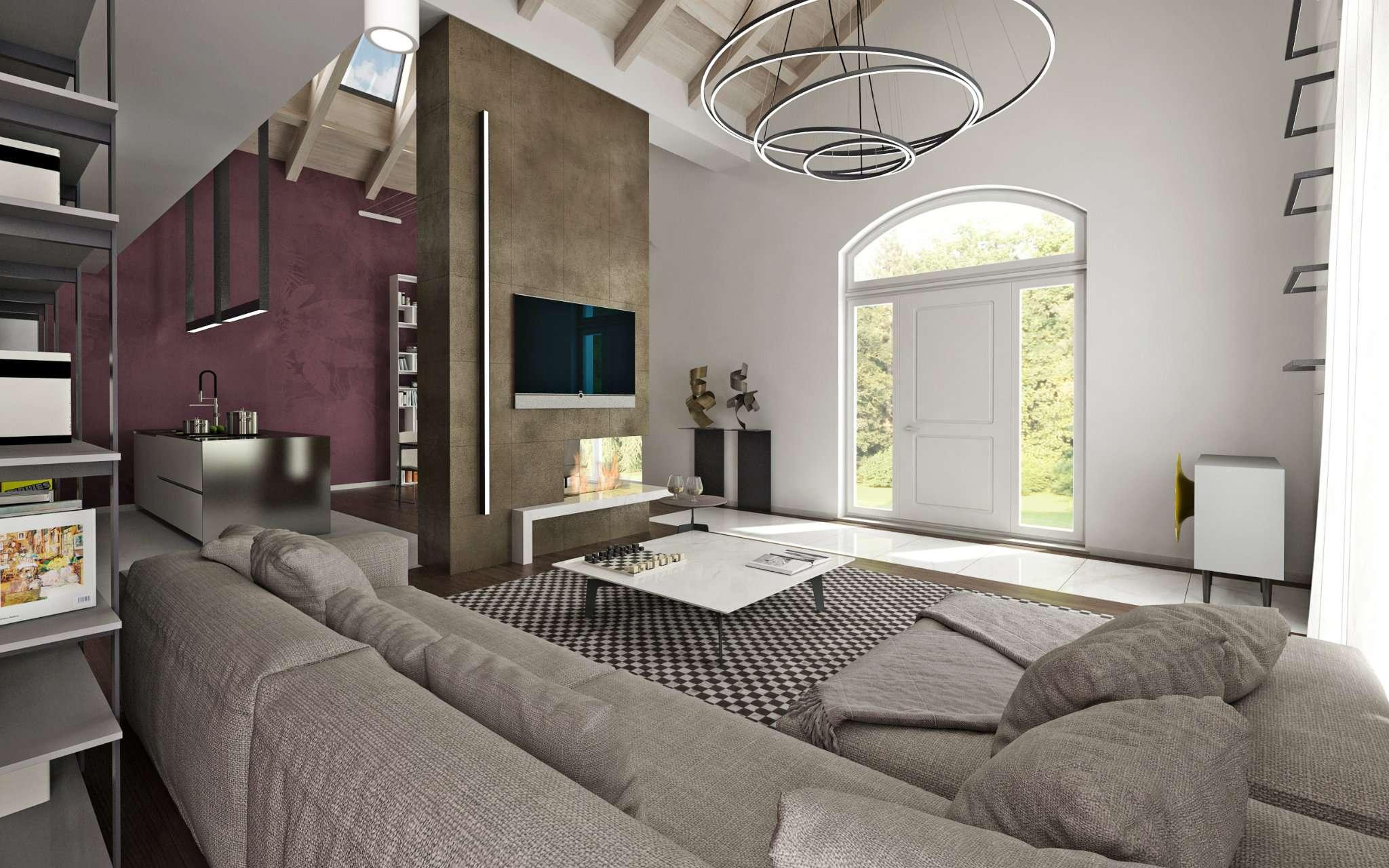 Loft / Openspace in vendita a Desio, 4 locali, prezzo € 475.000 | Cambio Casa.it
