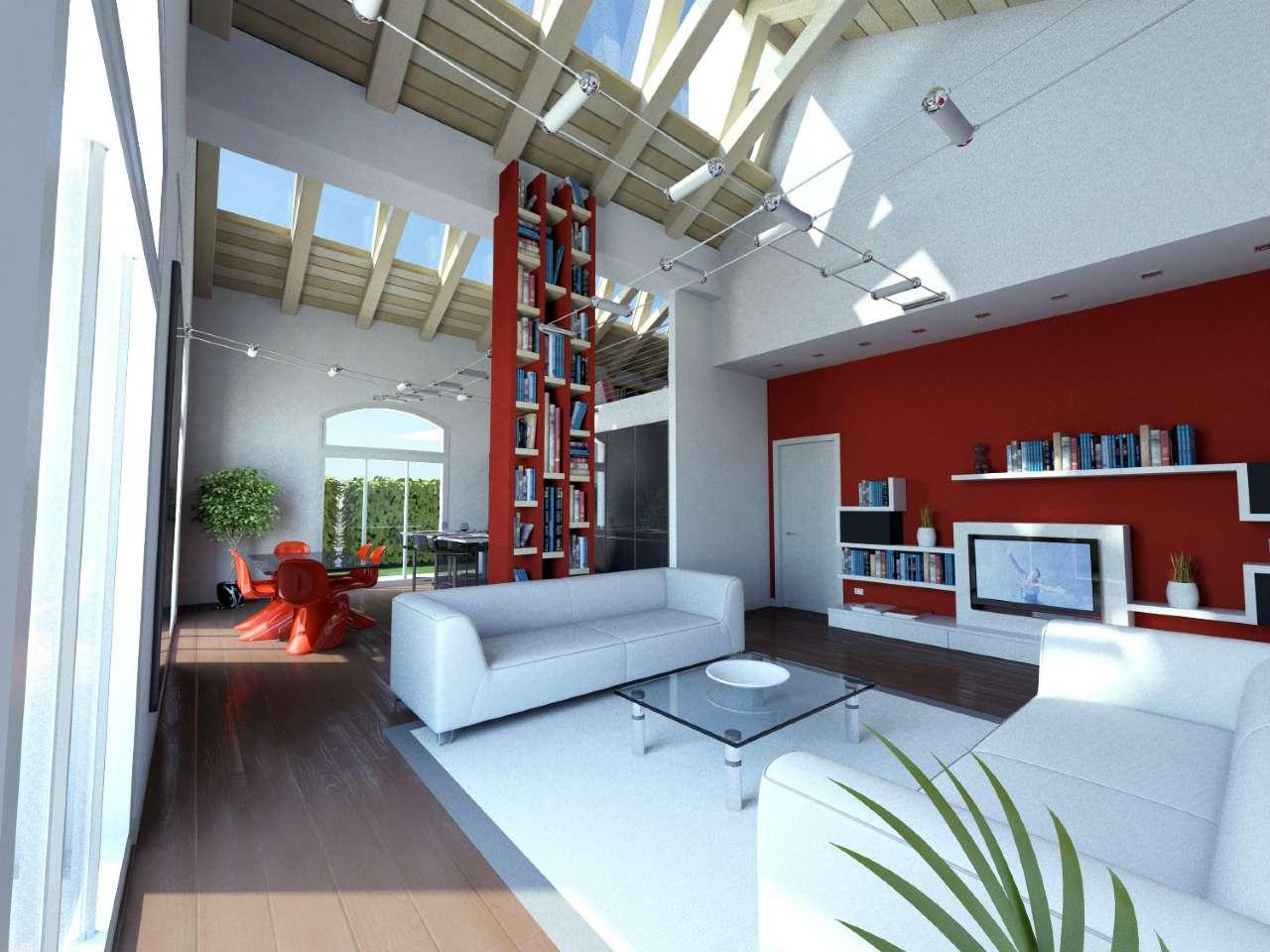 Loft / Openspace in vendita a Desio, 4 locali, prezzo € 476.000 | Cambio Casa.it