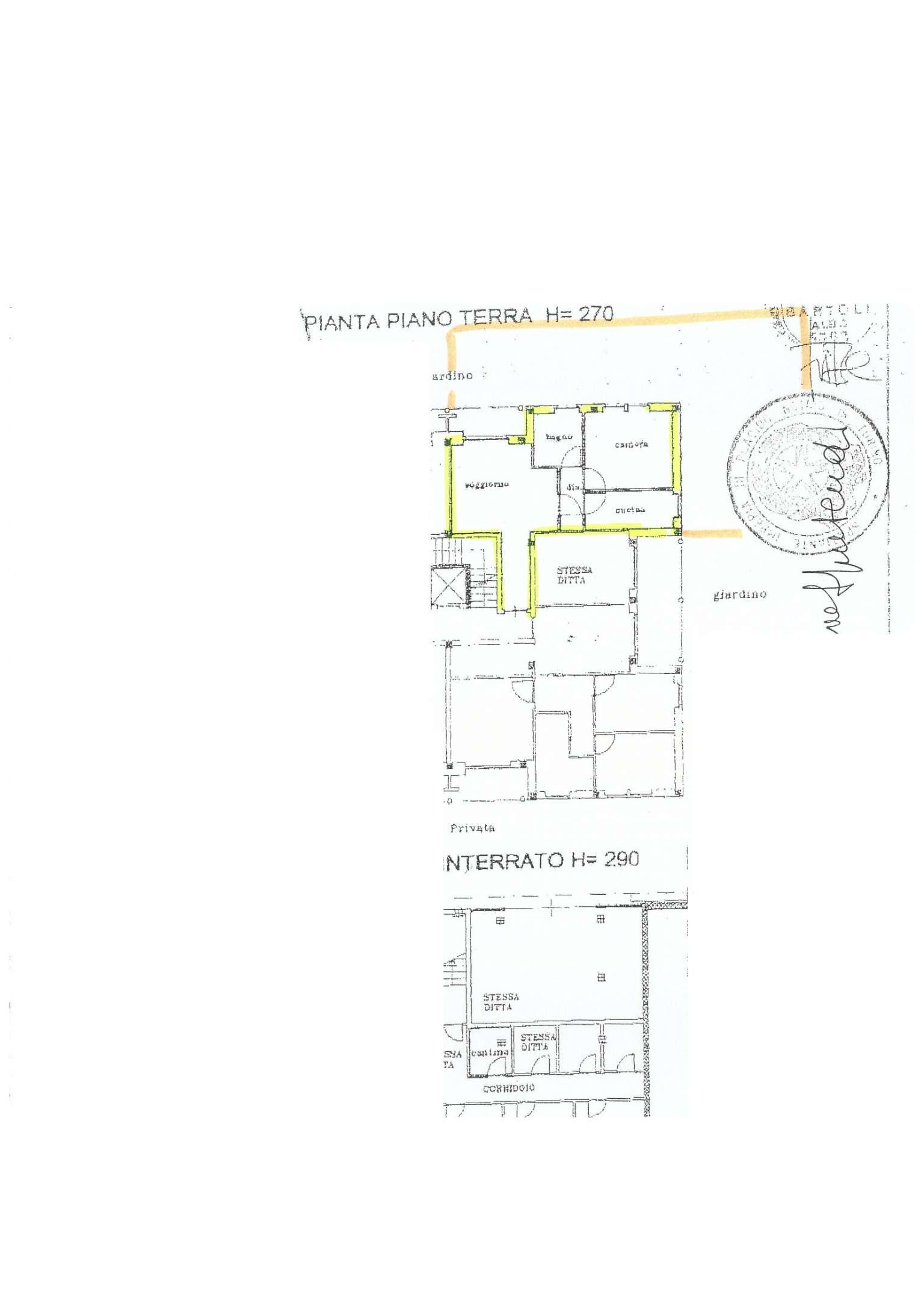 Vendita  bilocale Alpignano Via Xxv Aprile 1 1006224