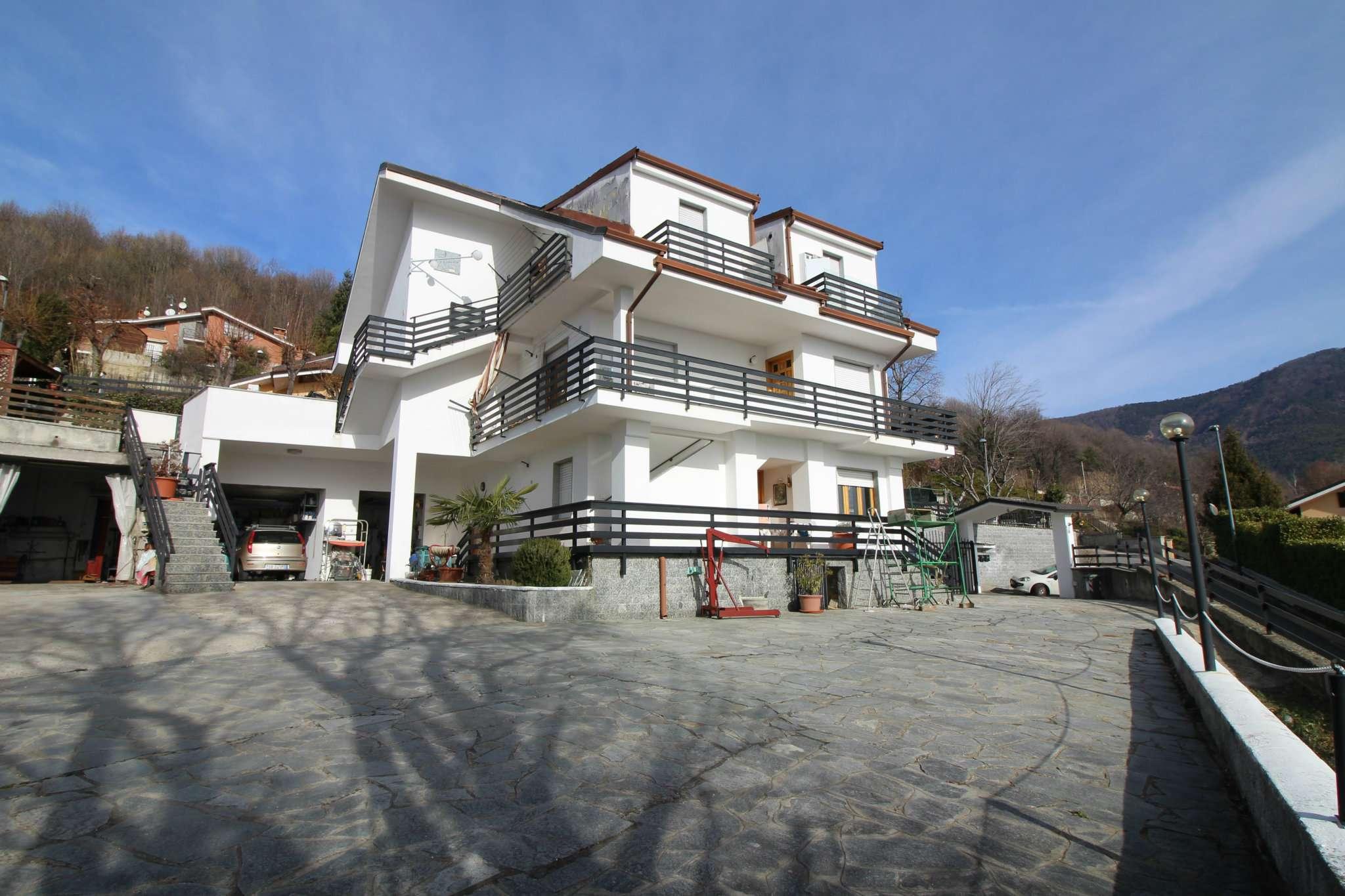 Foto 1 di Villa Bifamiliare via borgionera, Villar Dora
