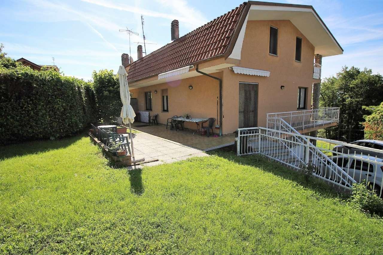 Foto 1 di Villa Bifamiliare via BORGIONERA 140, Villar Dora