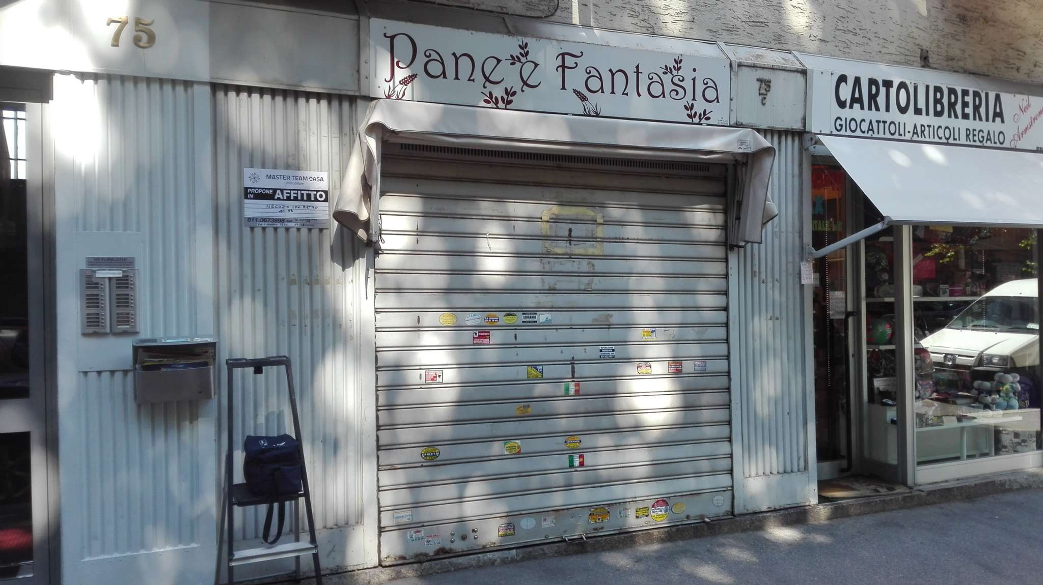 Negozio-locale in Affitto a Torino Semicentro Ovest: 2 locali, 40 mq