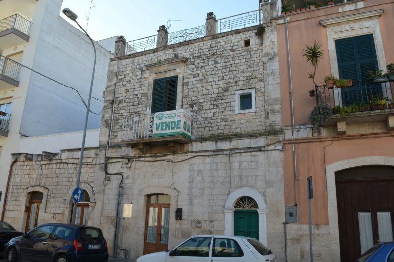 Soluzione Indipendente in vendita a Casamassima, 3 locali, prezzo € 80.000 | Cambio Casa.it