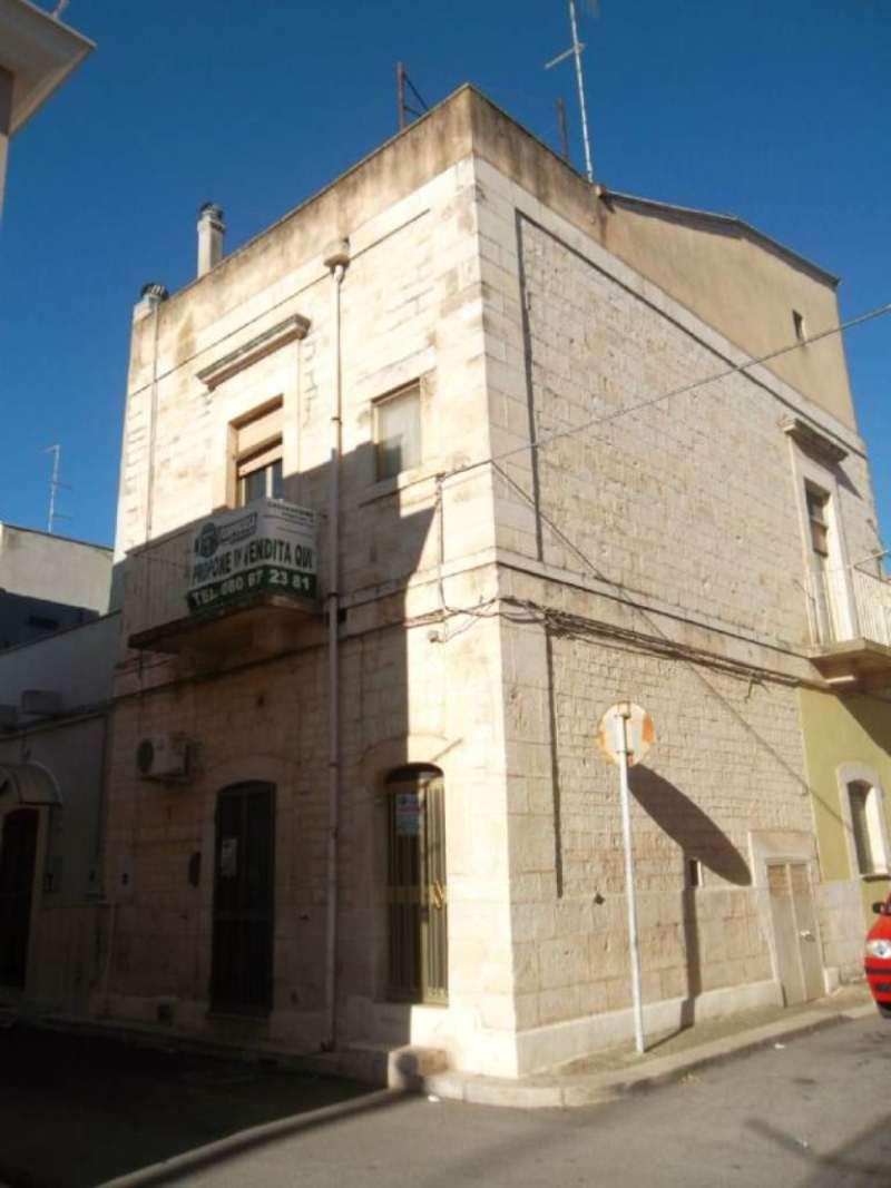 Soluzione Indipendente in vendita a Casamassima, 3 locali, prezzo € 45.000 | Cambio Casa.it