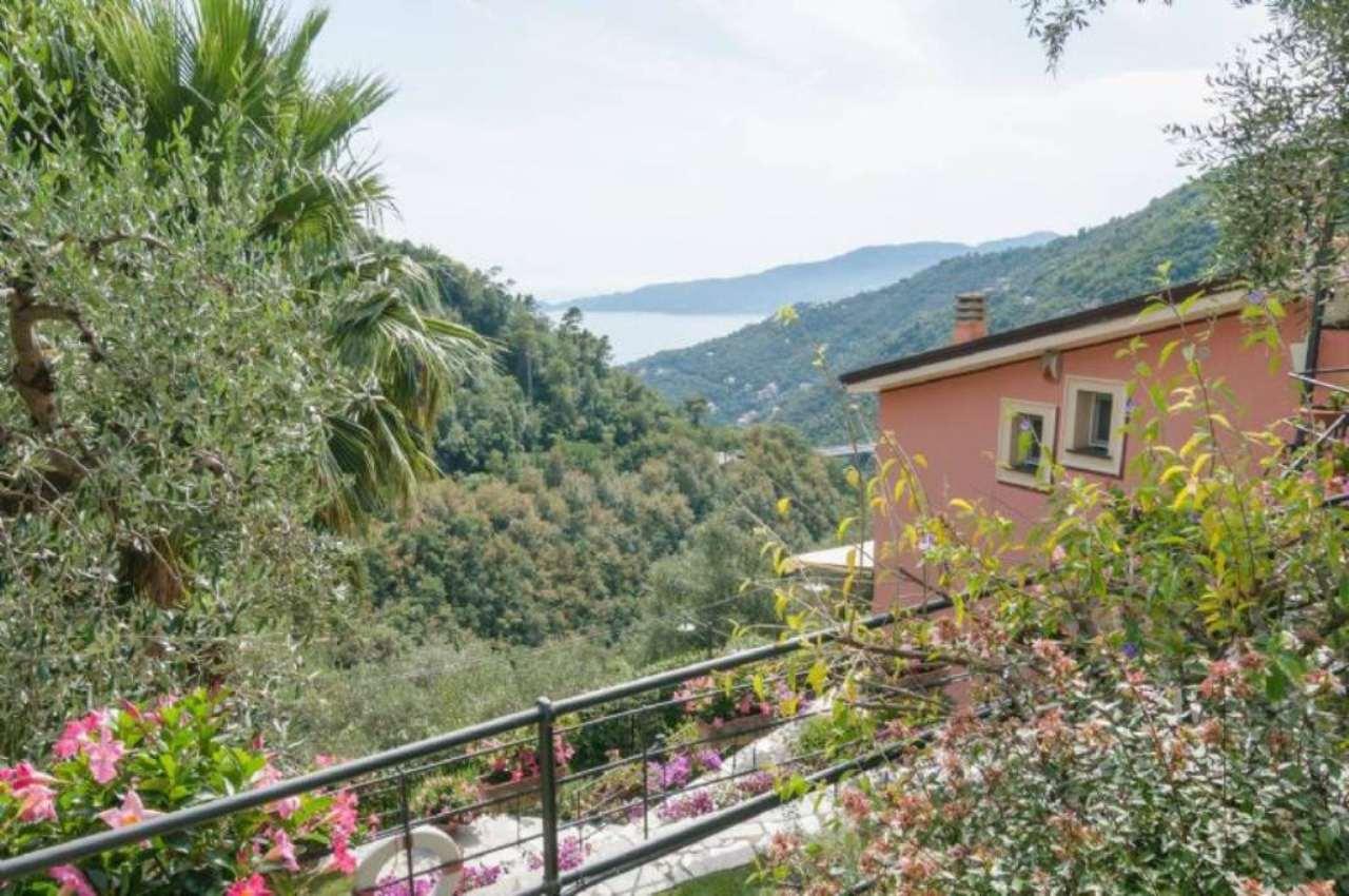 Villa in vendita a Zoagli, 5 locali, prezzo € 980.000 | CambioCasa.it