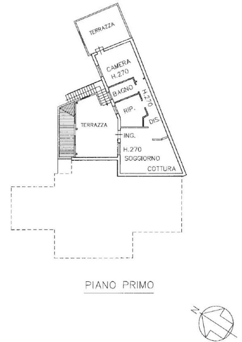 Vendita  bilocale Padova  1 935775