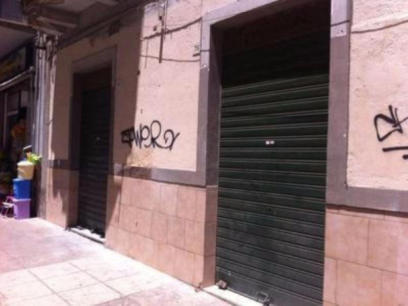 Negozio / Locale in affitto a Palermo, 1 locali, prezzo € 450   Cambio Casa.it