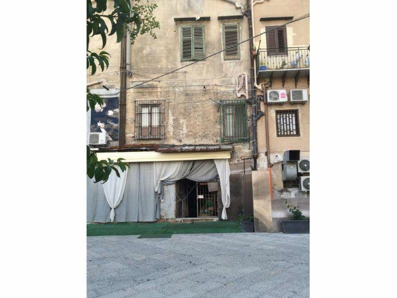 Magazzino in vendita a Palermo, 1 locali, prezzo € 50.000 | Cambio Casa.it