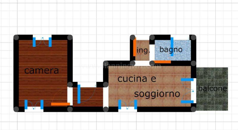 Vendita  bilocale Seregno Corso Matteotti 1 882222