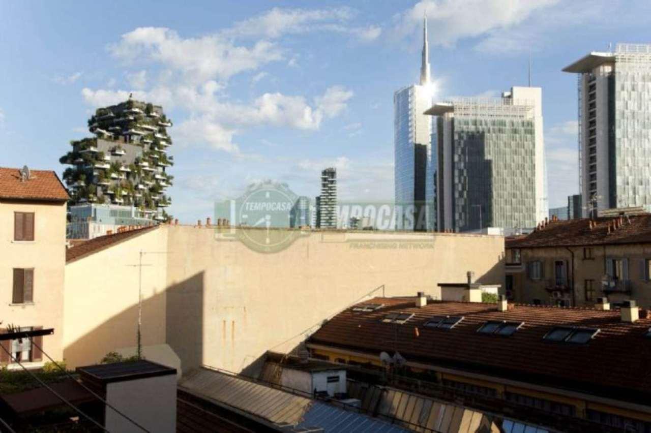 Bilocale Milano Via Jacopo Dal Verme 1