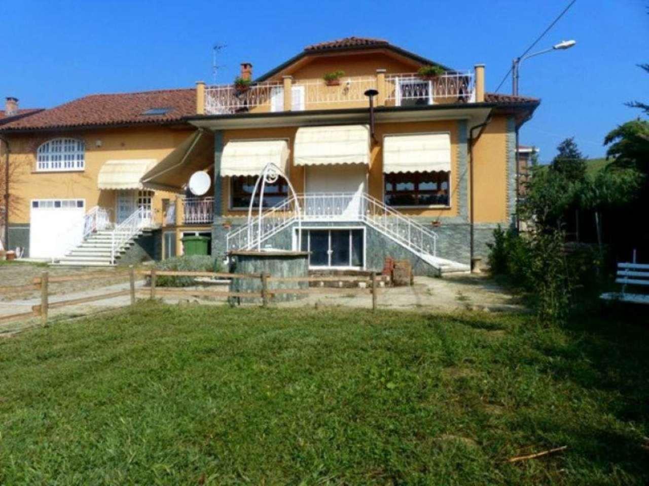 Soluzione Indipendente in vendita a Baldichieri d'Asti, 8 locali, prezzo € 225.000 | Cambio Casa.it
