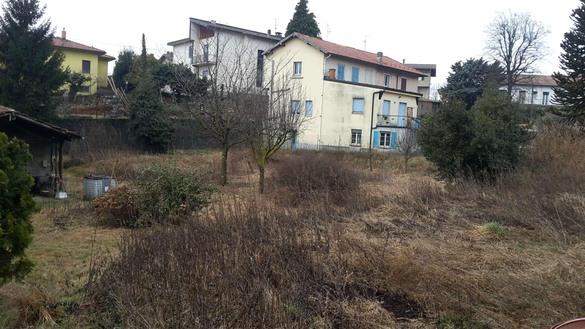 Terreno Edificabile Residenziale in vendita a Saltrio, 9999 locali, prezzo € 110.000 | Cambio Casa.it