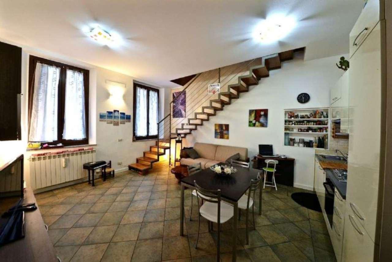 Soluzione Indipendente in vendita a Barlassina, 2 locali, prezzo € 89.000 | Cambio Casa.it