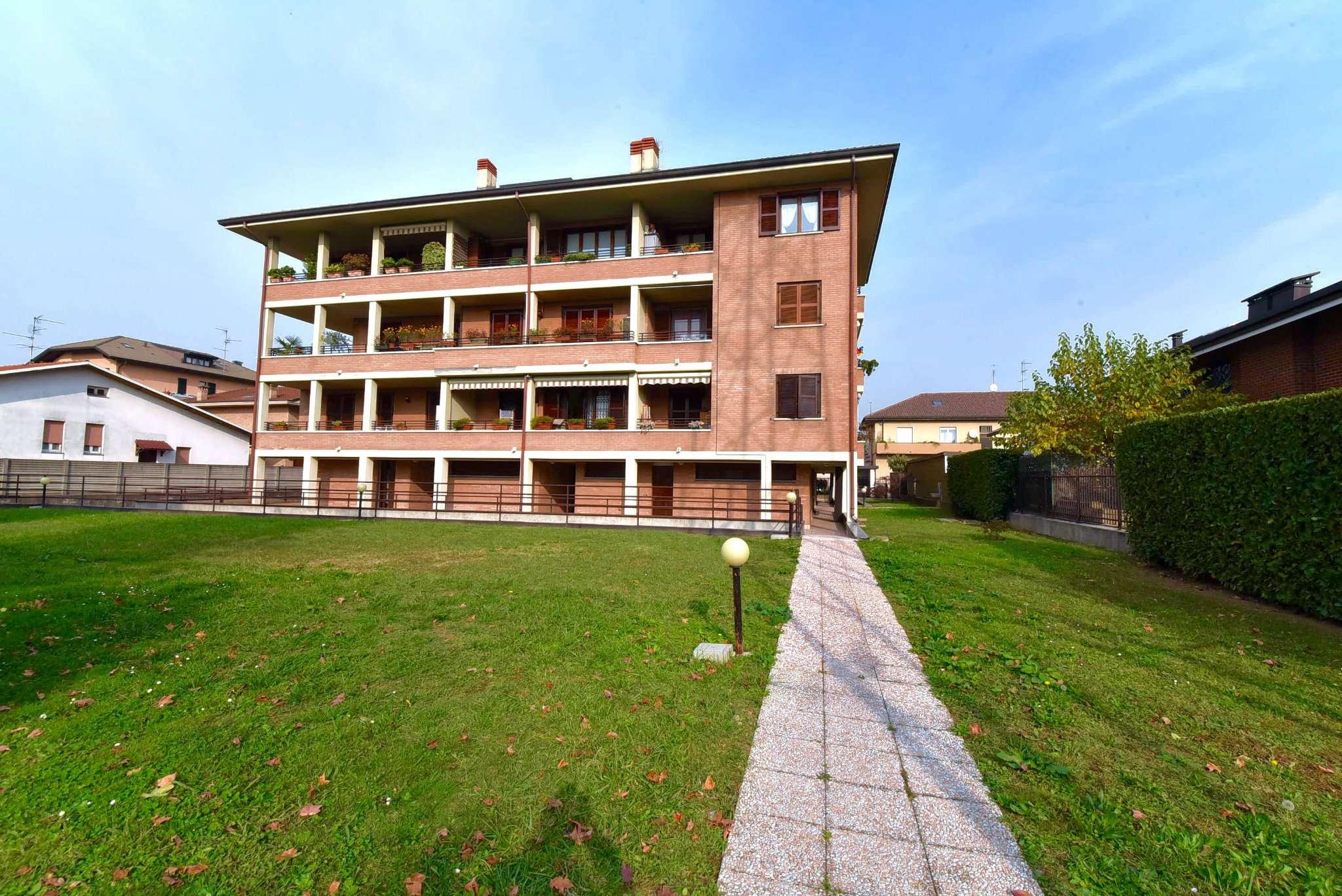 Appartamento bilocale in vendita a Cesano Maderno (MB)