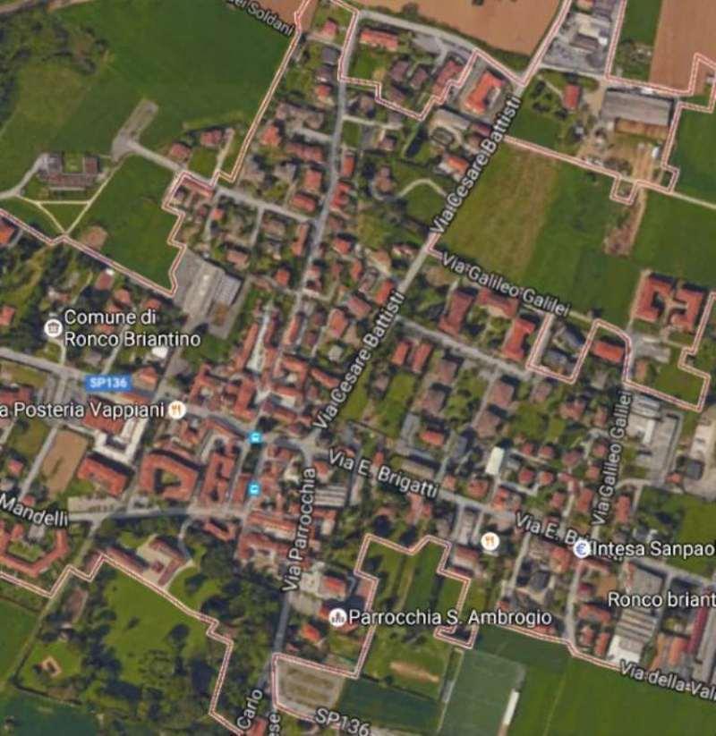 Terreno Edificabile Residenziale in vendita a Ronco Briantino, 9999 locali, prezzo € 280.000   Cambio Casa.it