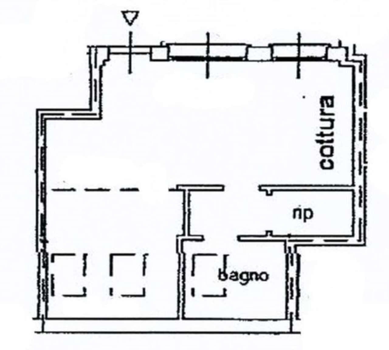 Vendita  bilocale Barlassina Via Alessandro Manzoni 1 863549