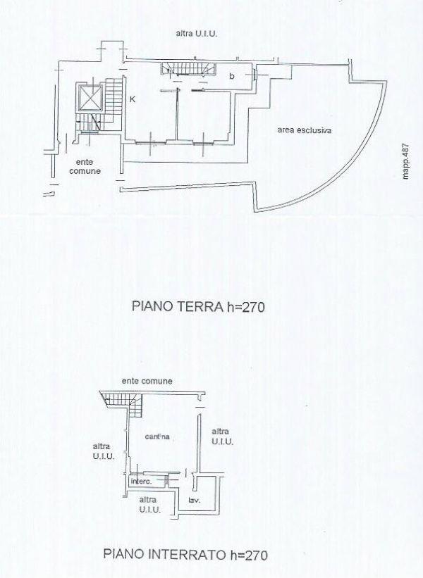 Vendita  bilocale Seveso Via Asiago 1 935448