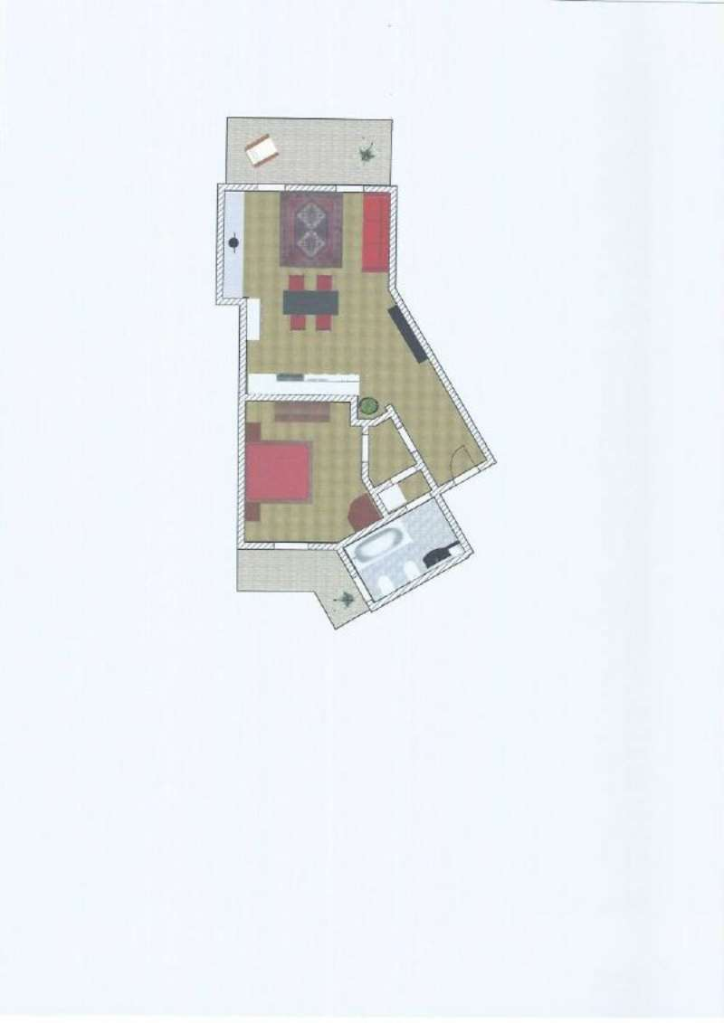 Affitto  bilocale Besana in Brianza Via Teodoro Moneta 1 1035188