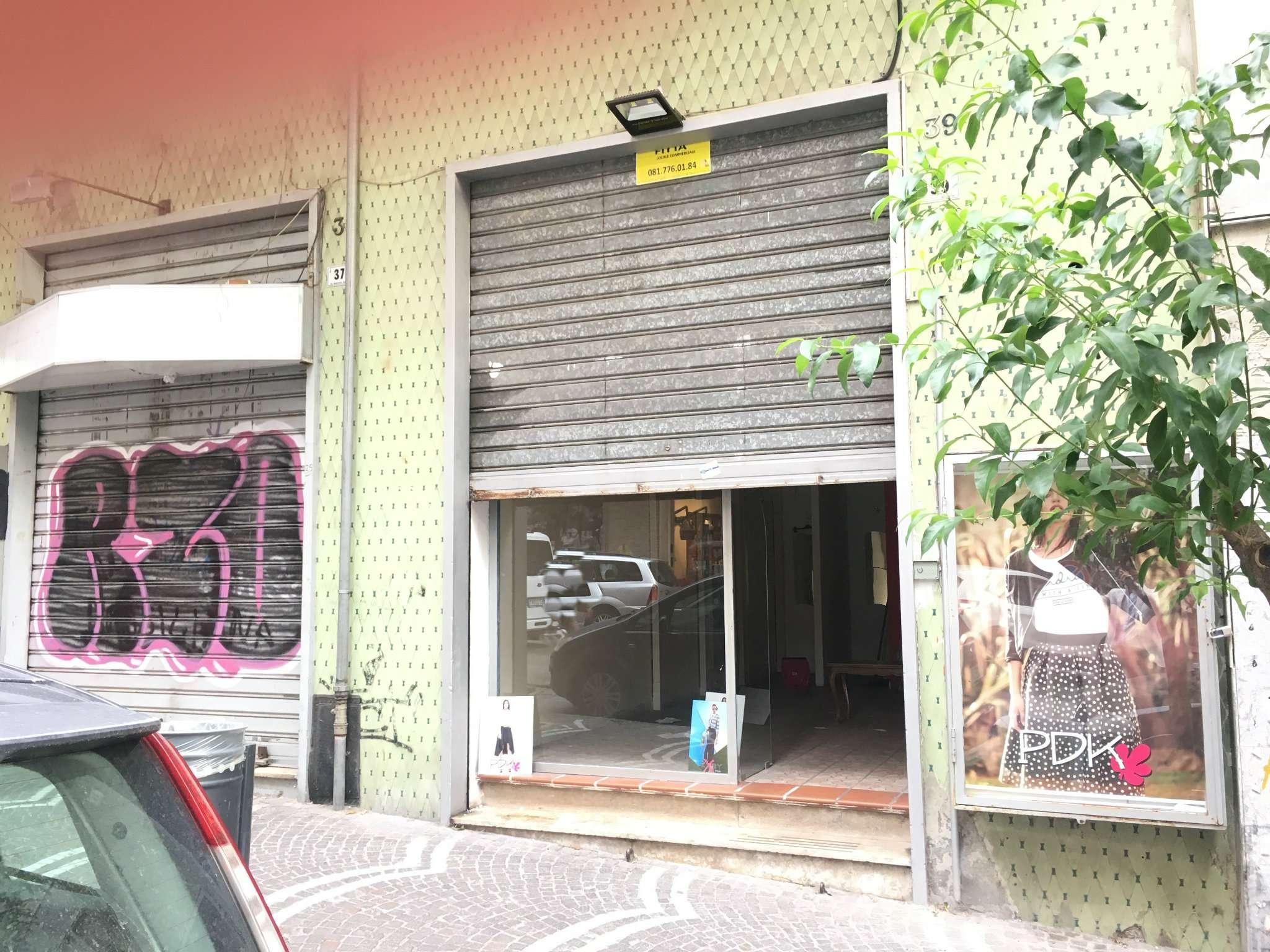Negozio / Locale in affitto a Portici, 1 locali, prezzo € 700 | CambioCasa.it