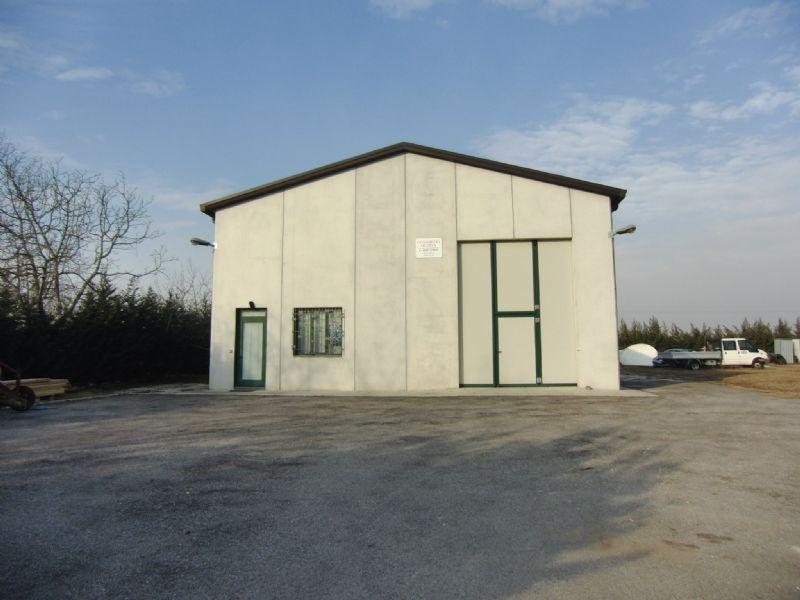 Capannone in vendita a Ospedaletto Euganeo, 6 locali, prezzo € 113.000 | Cambio Casa.it