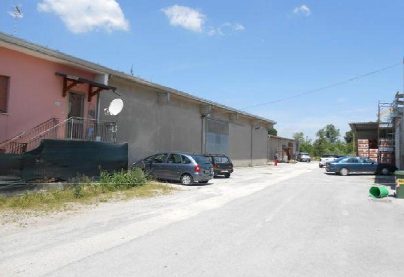 Capannone in vendita a Adria, 3 locali, prezzo € 115.000 | Cambio Casa.it