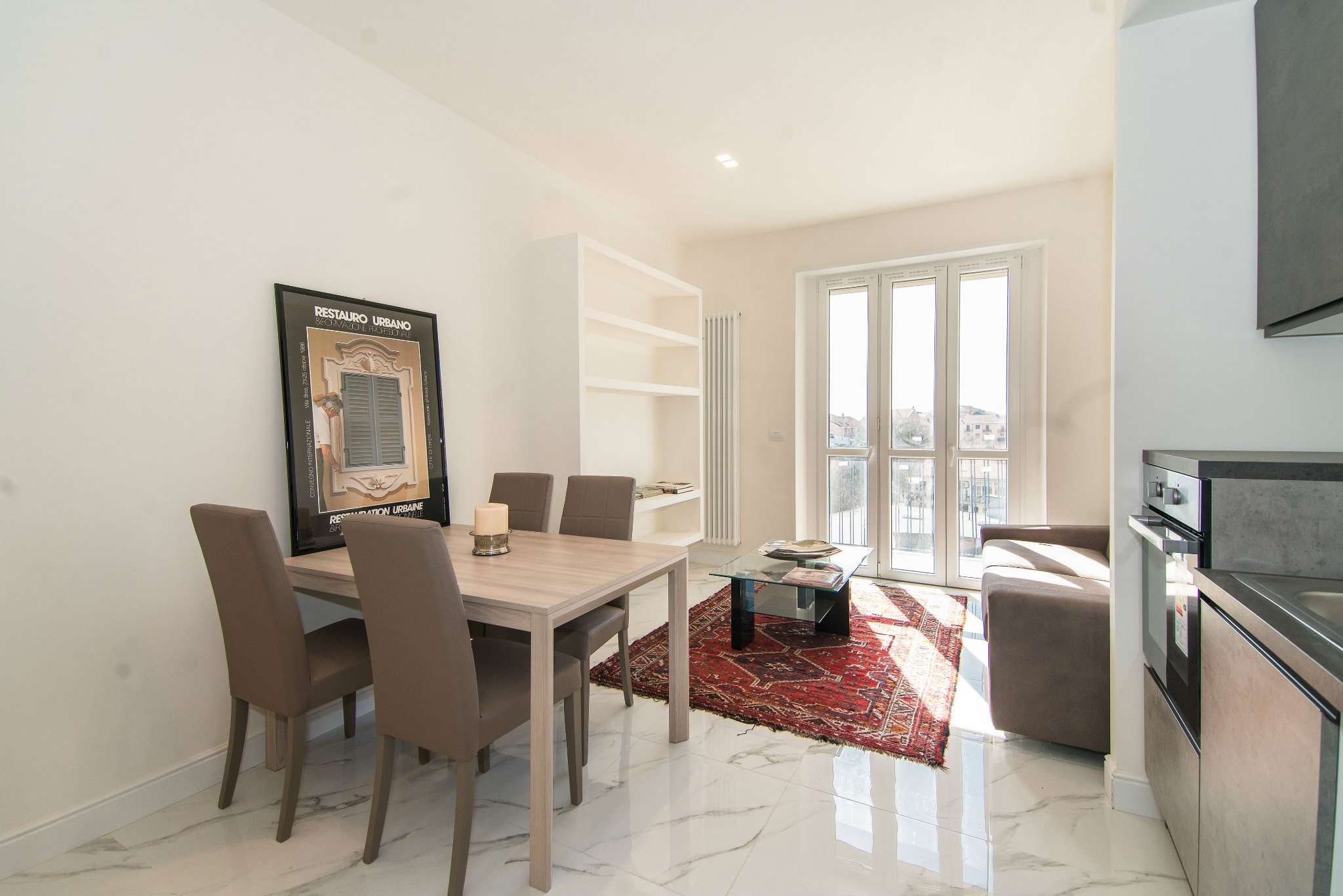 Appartamento in vendita Zona Mirafiori - via torrazza Torino