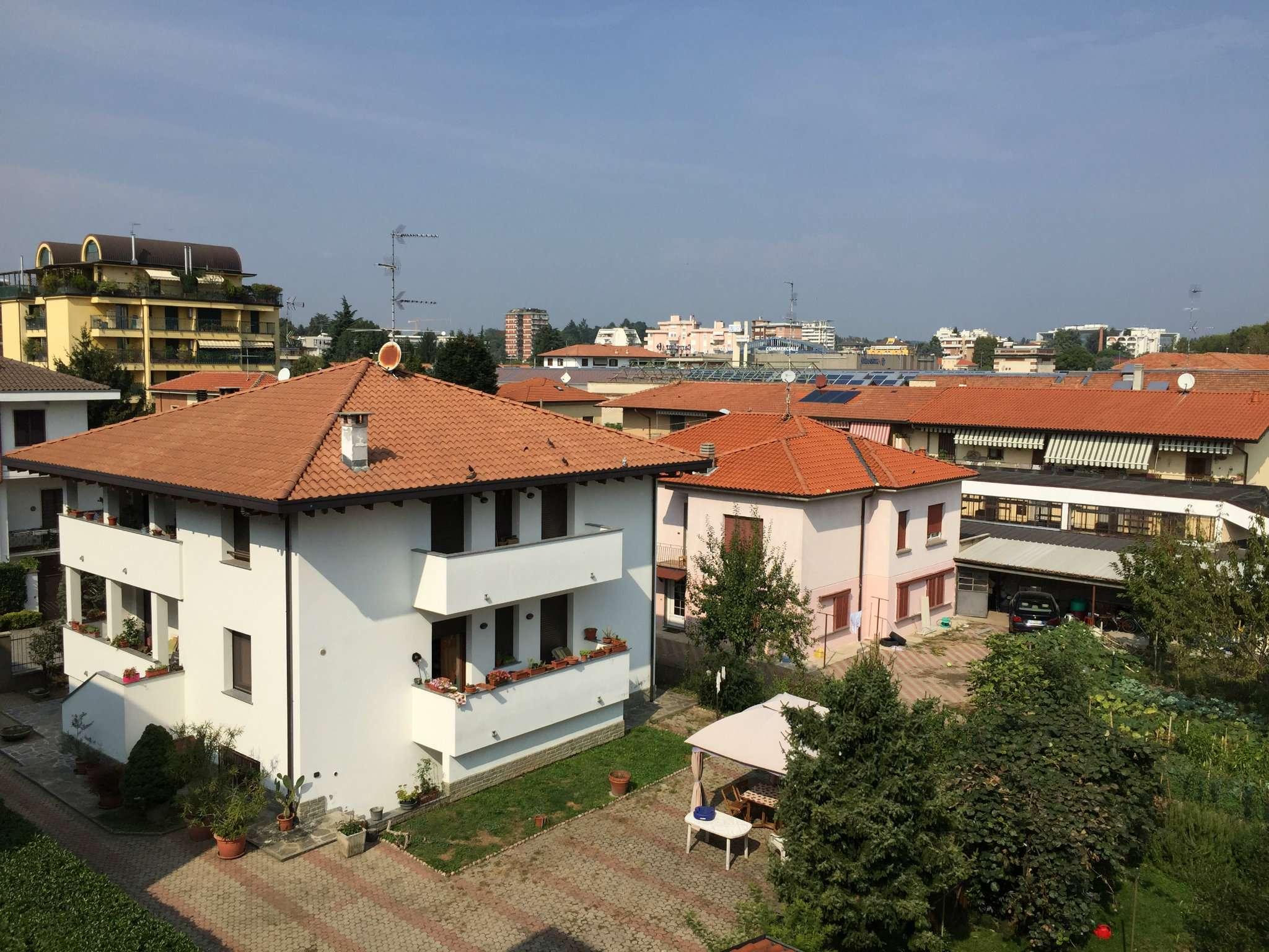 Bilocale Gallarate Via Cappuccini 13