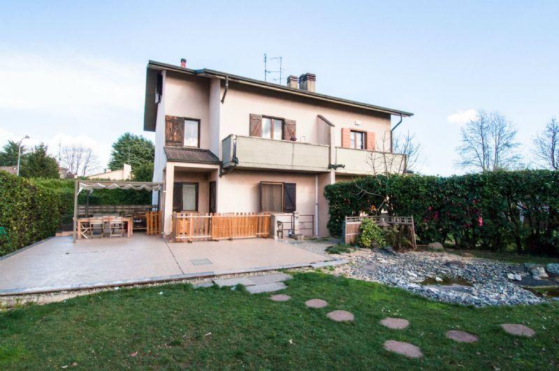 Appartamento in affitto a Cambiago, 5 locali, prezzo € 550 | Cambio Casa.it