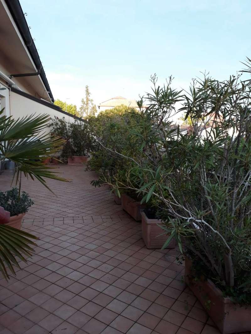 Foto 1 di Attico / Mansarda via Lametta 37, Ravenna (zona Centro Storico)