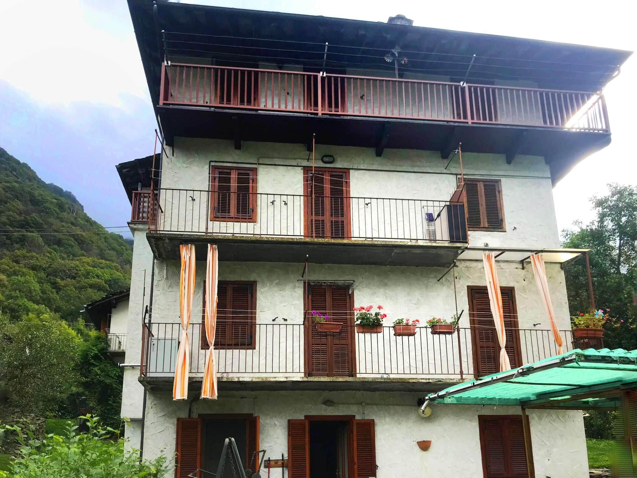Foto 1 di Appartamento borgata bruschi 20, frazione Bruschi, Cantoira