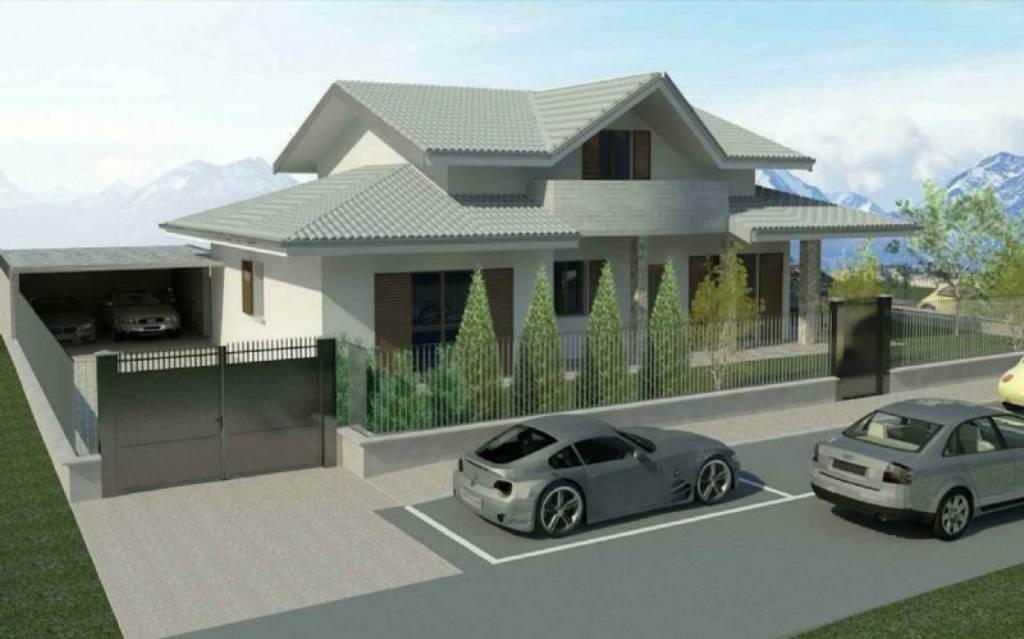 Villa in vendita a Gorla Maggiore, 4 locali, prezzo € 365.000 | Cambio Casa.it