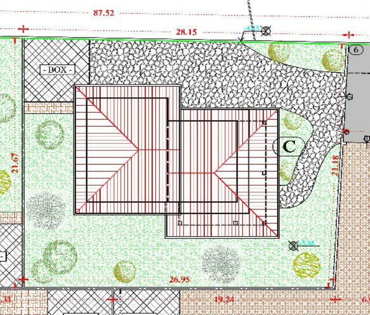 Terreno Edificabile Residenziale in vendita a Gorla Maggiore, 9999 locali, prezzo € 60.000 | CambioCasa.it