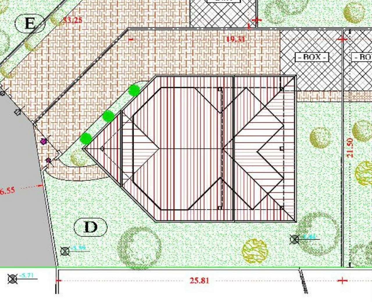Terreno Edificabile Residenziale in vendita a Gorla Maggiore, 9999 locali, prezzo € 55.000 | Cambio Casa.it